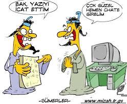 http://www.edebiyatogretmeni.net/forum/eski_caglarda_dil_ve_edebiyat/yazinin_icadi-t10424.0.html
