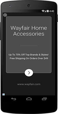 Phone Wayfair