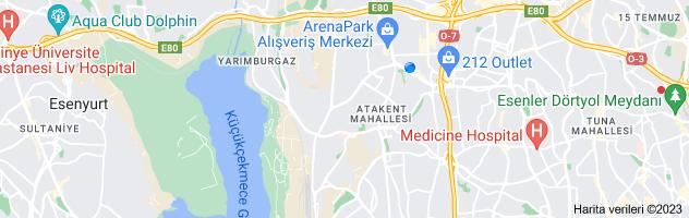 vaillant kombi servisi haritası