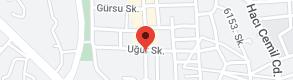 Kayseri Cadence Hobi. Ahşap BOYAMA haritası